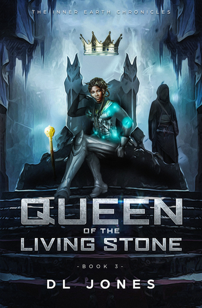 Queen of the Living Stone by DL Jones