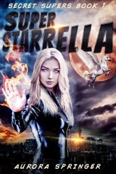 Super Starrella - Preview by Aurora Springer