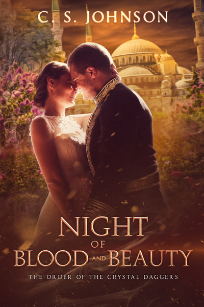 Night of Blood and Beauty by C. S. Johnson