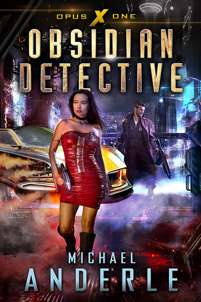 Obsidian Detective by Michael Anderle