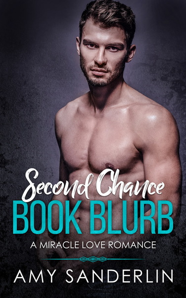 Second Chance Book Blurb by Amy Sanderlin