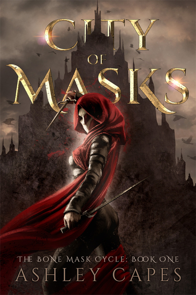 City of Masks by Ashley Capes
