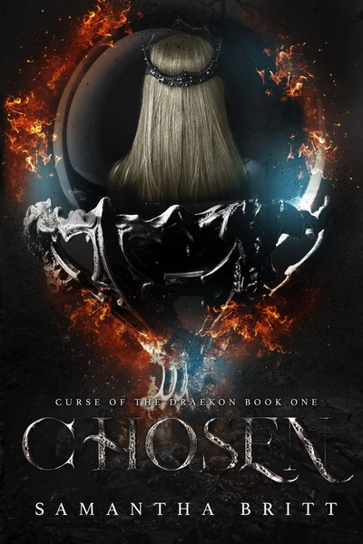 Chosen: Curse of the Draekon Book One by Samantha Britt