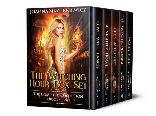 The Witching Hour Box Set by Joanna Mazurkiewicz
