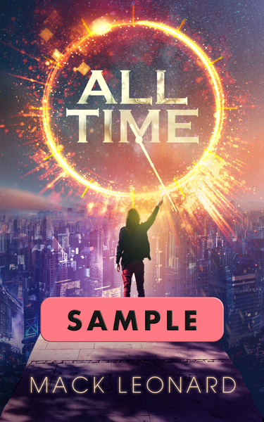 All Time: Book 1 by Mack Leonard
