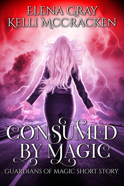 Consumed by Magic by Kelli McCracken