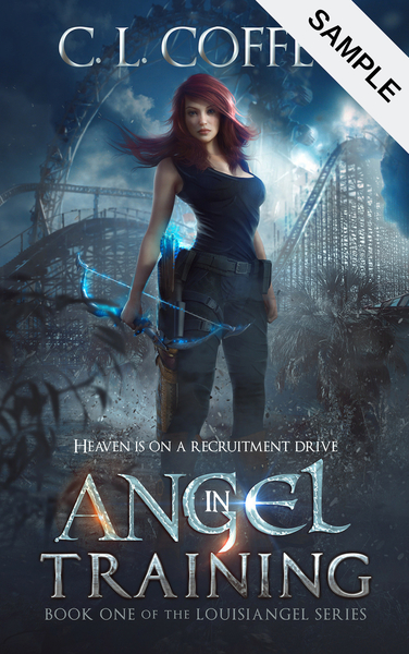 Angel in Training by C. L Coffey