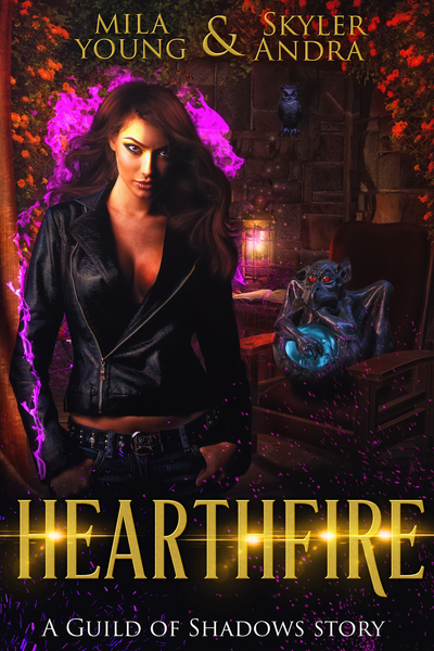 Hearthfire by Mila Young