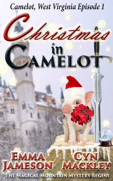 Christmas in Camelot by Emma Jameson