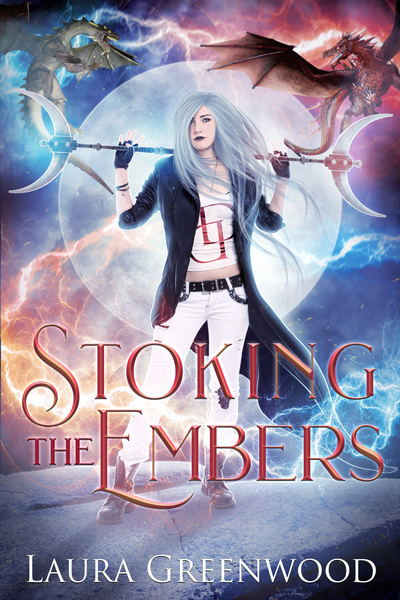 Stoking The Embers by Laura Greenwood