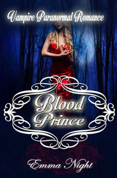 Blood Prince by Emma Night