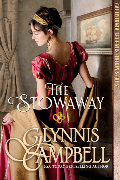 The Stowaway by Glynnis Campbell