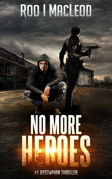 No More Heroes by Roo I MacLeod