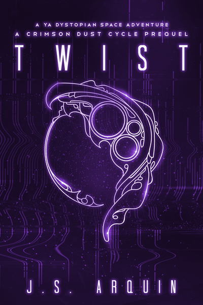 TWIST by J.S. Arquin