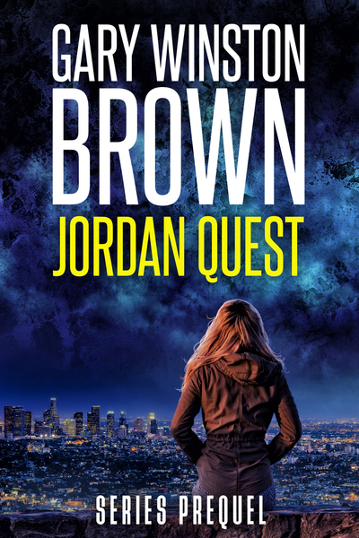 Jordan Quest by Gary Winston Brown