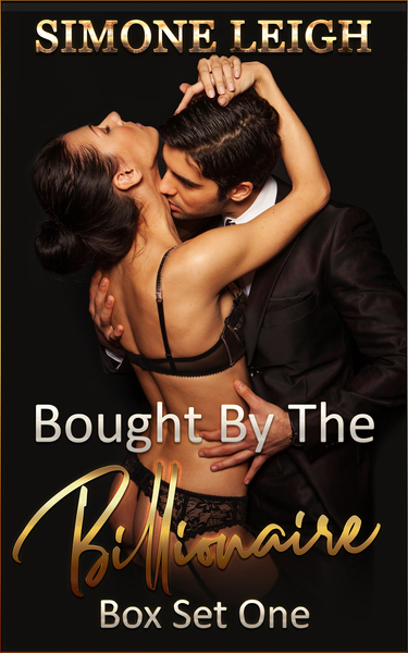 Bought by the Billionaire Box Set One by Simone Leigh