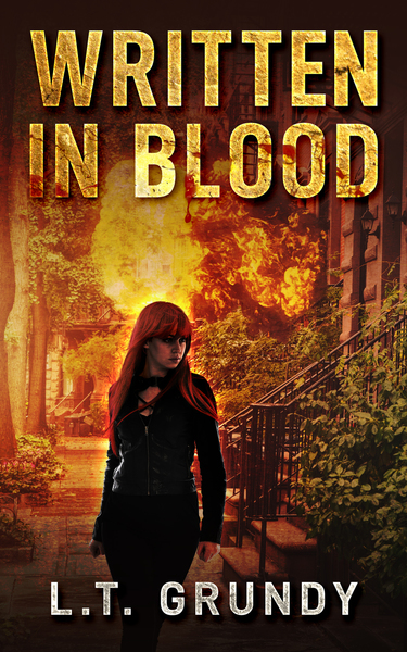 Written In Blood by L.T. Grundy