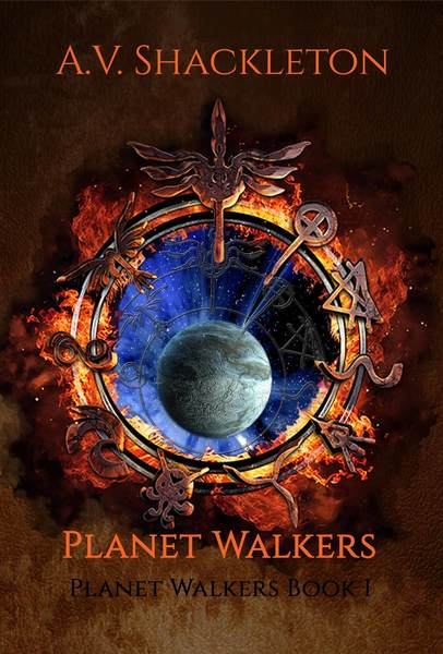 Planet Walkers by A. V. Shackleton