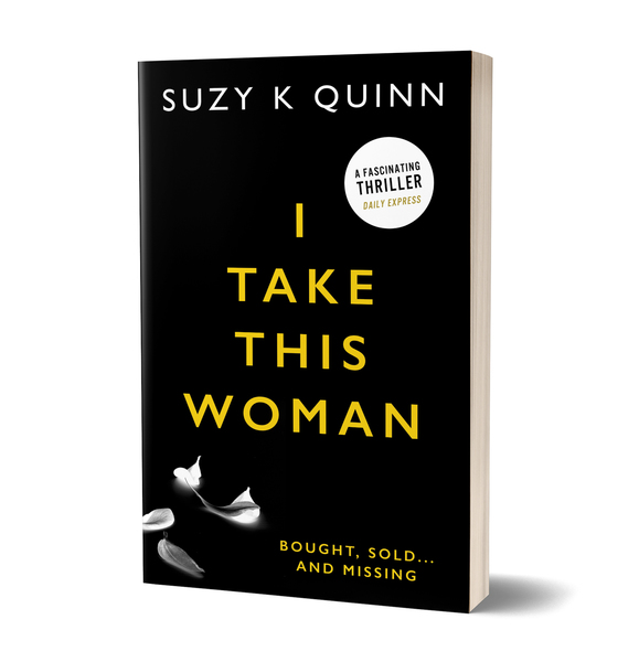 I Take This Woman by Suzy K Quinn