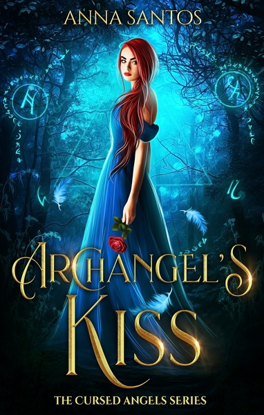 Archangel's Kiss by Anna Santos