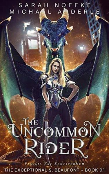 The Uncommon Rider by LMBPN Publishing