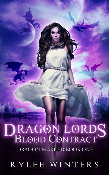 Dragon Lords Blood Contract by Rylee Winters