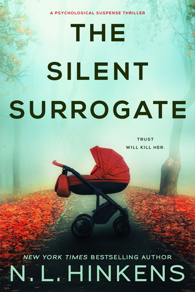 The Silent Surrogate by N.L. Hinkens