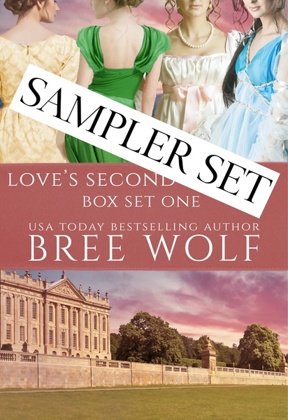 Love's Second Chance Series - Sampler Set by Bree Wolf