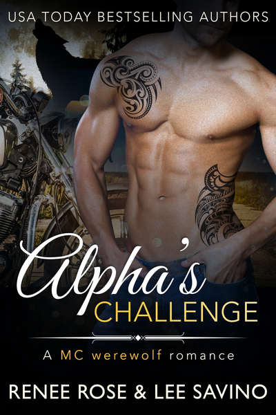 Alpha's Challenge by Lee Savino