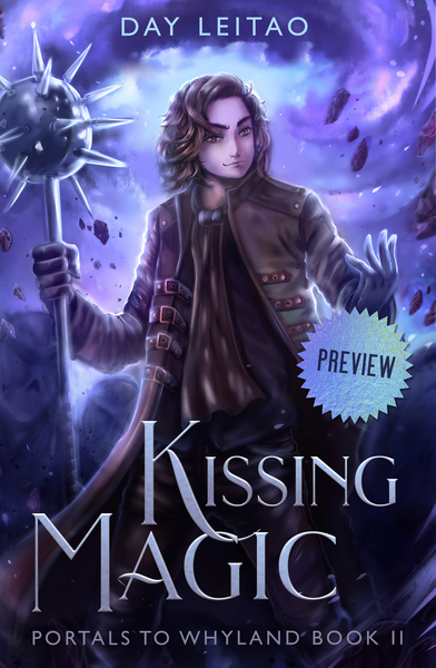 Kissing Magic (Preview) by Day Leitao