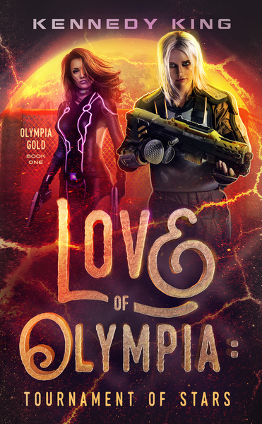 Love of Olympia by Kennedy K King