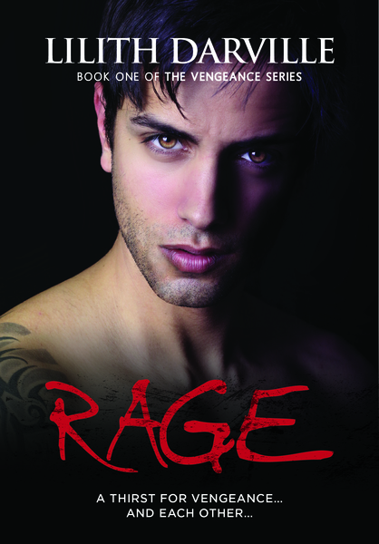 RAGE by Lilith Darville