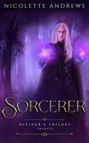 Sorcerer by Nicolette Andrews