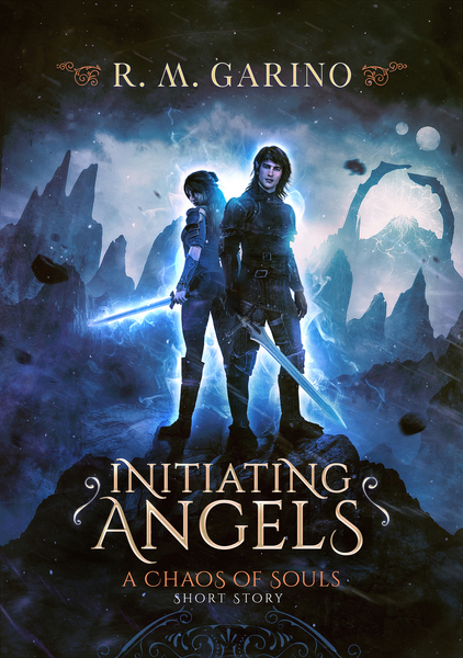 Initiating Angels by R.M. Garino