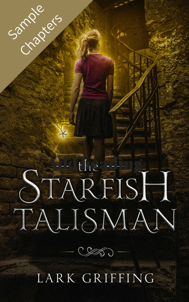 The Starfish Talisman by Lark Griffing