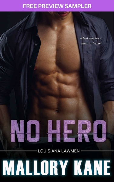 No Hero by Mallory Kane