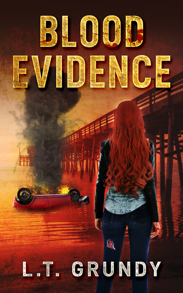 Blood Evidence Book 2 by L.T. Grundy