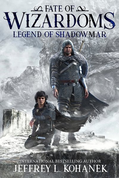 Wizardoms: Legend of Shadowmar by Jeffrey L. Kohanek