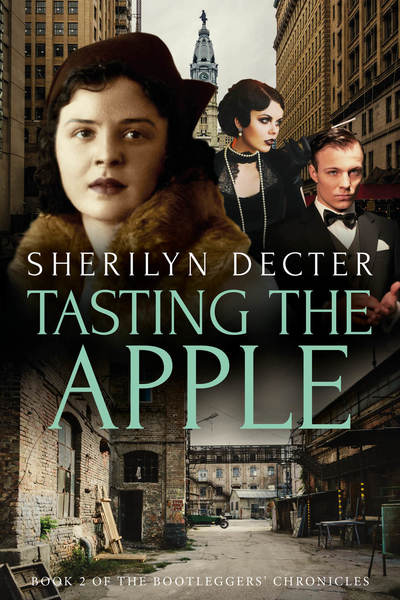 Tasting the Apple by Sherilyn Decter
