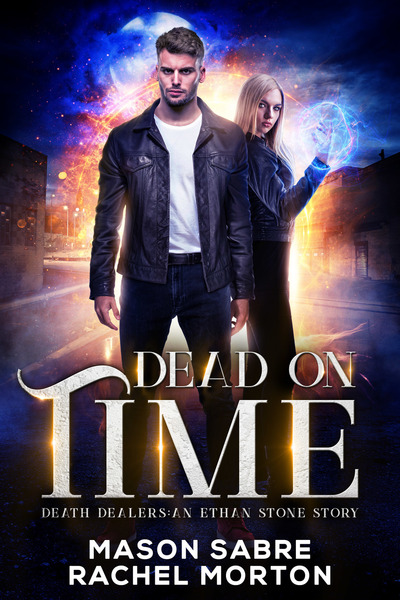 Dead on Time by Mason Sabre