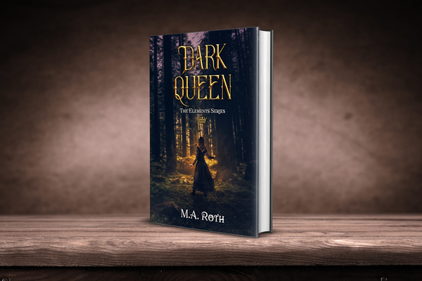 Dark Queen by M.A. Roth