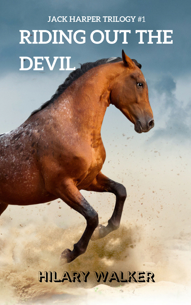 Riding Out the Devil by Hilary Walker