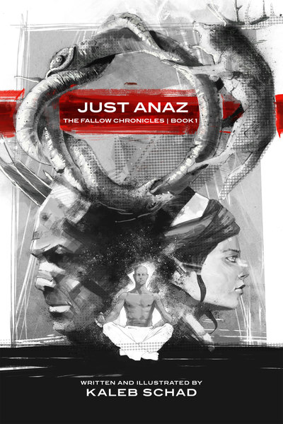 Just Anaz by Kaleb Schad
