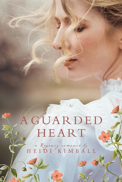 A Guarded Heart Sample Chapters by Heidi Kimball