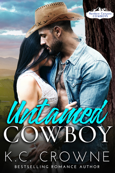 UNTAMED COWBOY by K.C. Crowne