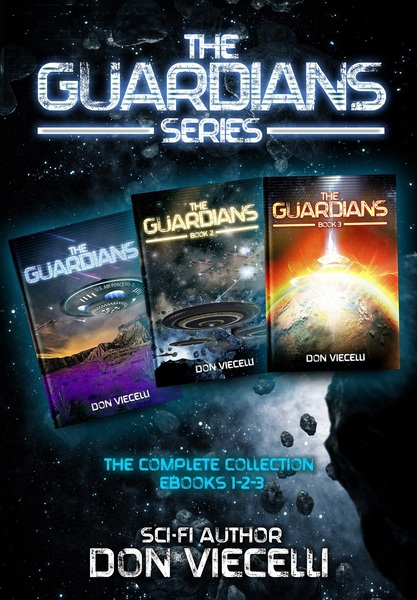 The Guardians Series, Books 1-3 by Don Viecelli