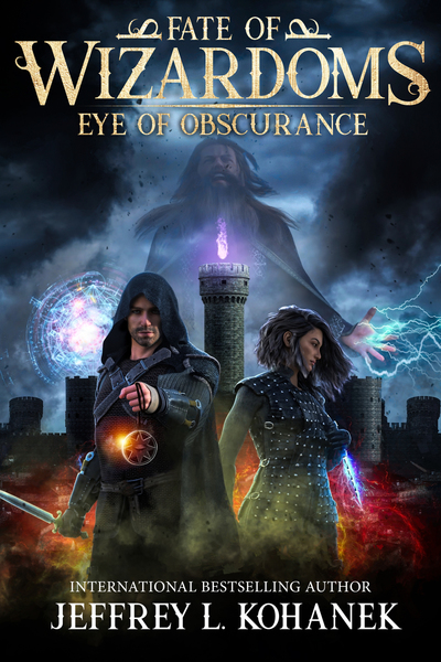 Wizardoms: Eye of Obscurance by Jeffrey L. Kohanek