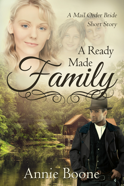 A Ready Made Family by Annie Boone