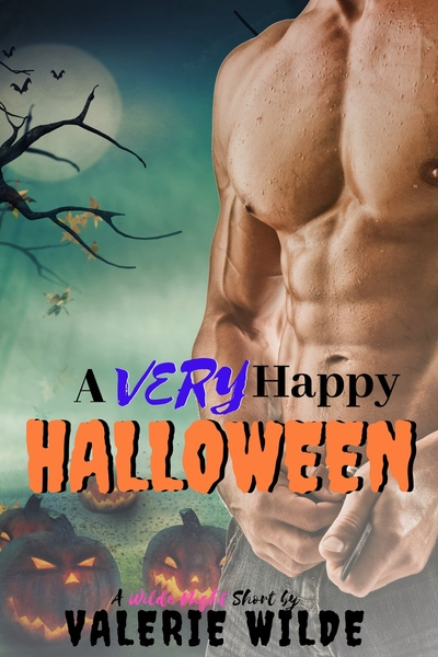 A Very Happy Halloween by bookspry publishing