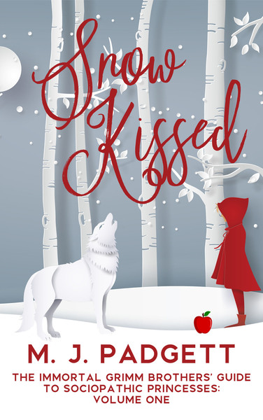Snow Kissed by M. J. Padgett